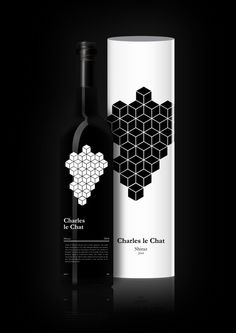 black and white packaging design - Google Search