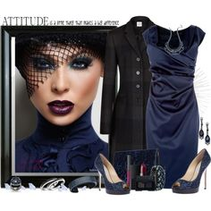 """Attitude a little thing that makes a big difference"" by wendyfer on Polyvore"