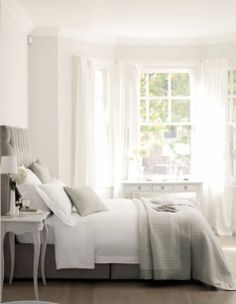 Very Soothing Bedroom | Content in a Cottage