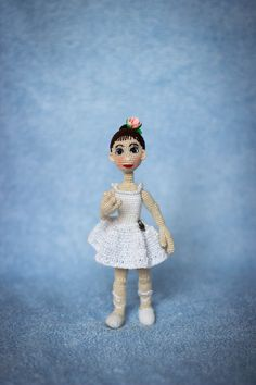 Ballerina from The Steadfast Tin Soldier - ToyMagic Сrochet Pattern [PDF instant download] Hans Christian Andersen fairytale by ToyMagic on Etsy https://www.etsy.com/listing/479685367/ballerina-from-the-steadfast-tin-soldier