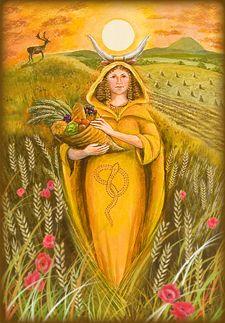 "Lugnasad:  ""#Lammas,"" by Wendy Andrew."