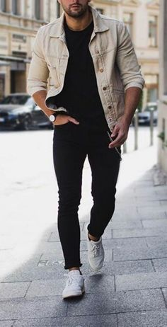 Swag Outfits Men, Summer Outfits Men, Stylish Mens Outfits, Street Style Outfits Men, Gym Outfits, Fitness Outfits, African American Men Fashion, Outfit Hombre Casual, Cooler Style