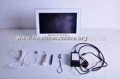 nice 12 pulgadas de la salud de dispositivo de diagnóstico meridiano del analizador con la pantalla táctil