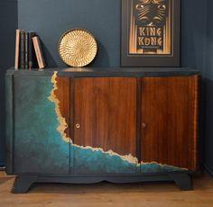 Komoda pomalowana farbami Annie Sloan - PatyNowy - sklep online