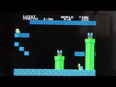 #LetsPlay #SuperMarioBros #NES #Famicom #Luigi #Glitch #Part5 https://www.youtube.com/watch?v=BQM5kuTL_bc
