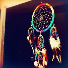 Dreamcatcher colorfull / atrapa sueños