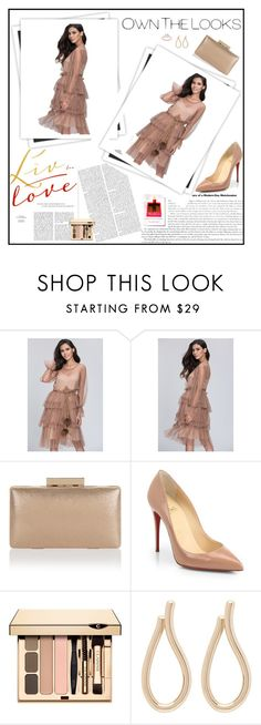 """OwnTheLooks 37"" by soofficial87 ❤ liked on Polyvore featuring GALA, Monsoon, Christian Louboutin, Witchery and ownthelooks"