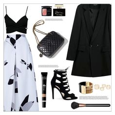 """""""Going out tonight....."""" by mycherryblossom ❤ liked on Polyvore featuring TIBI, Chanel, Dolce&Gabbana, Christian Dior, MAC Cosmetics and Michael Kors"""
