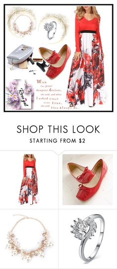 """""""Rosegal 41"""" by aazraa ❤ liked on Polyvore"""