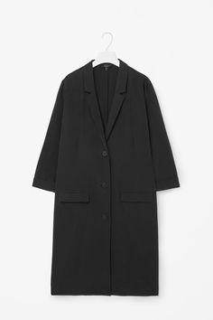 COS | Silk blazer dress