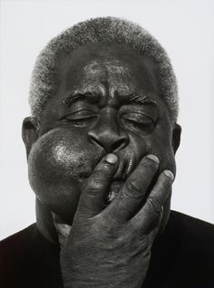 Dizzy Gillespie, Paris, 1989, do fotógrafo Herb Ritts