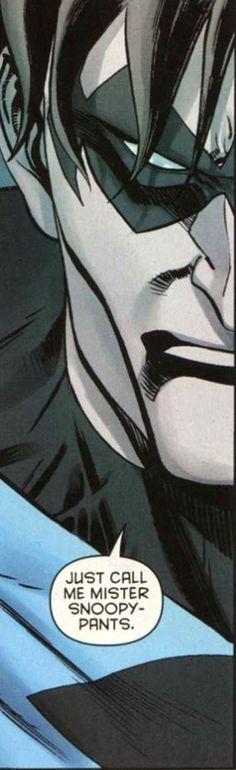 Nightwing (Batman #684)