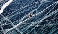At 28.4 degrees Fahrenheit the ocean can freeze