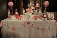 Pink and White Fundraiser Party Ideas | Photo 1 of 10 | Catch My Party
