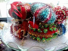 beaded christmas ornaments vintage - Yahoo Image Search Results
