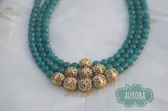 Cos, green is the happy colour! 💚 This three layered necklace is the best pick for any occasion. Swipe right 👉🏼 for more pictures. Please DM for price details. India Jewelry, Bead Jewellery, Pearl Jewelry, Beaded Jewelry, Jewelry Necklaces, Beaded Necklace, Layered Necklace, Handmade Jewellery, Ruby Necklace
