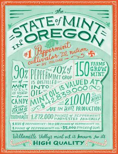 What's not to love about Edible Oregon?