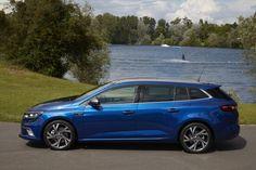 Un familiar muy dinámico Renault Megane Sport, Car Posters, Edc, Dream Cars, Vehicles, Cars, La Buena Vida, Sports, Car
