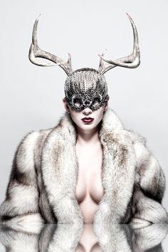 wildling | Ph: Ross Gronvold, Jewelry: Tracy Belben, MUA: Ysabella Chorizo, Model: Kasha Carvalho