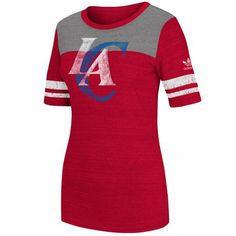 Amazon.com: NBA Los Angeles Clippers Tri-Blend Sporty T-Shirt: Sports & Outdoors