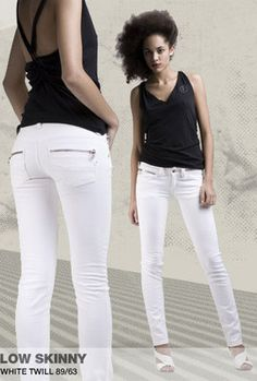 Kuyichi 'Neneh' skinny Organic jeans RRP £95 Now only £35.99 . International shipping available.