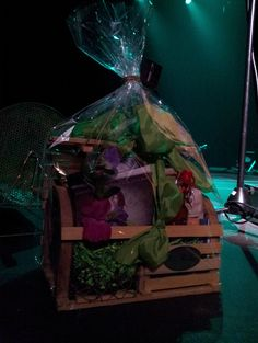 Donated Gift for Samantha Robichaud's CD Launch at the Casino in Moncton New Brunswick