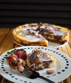 Savory Instant Pot Chive Cheesecake - Plant Based - Kosher Everyday Gluten Free Cheesecake, Gluten Free Desserts, Chocolate Macaroons, Wilton Cake Decorating, Decadent Cakes, Almond Cream, Passover Recipes, Melting Chocolate Chips, Wilton Cakes