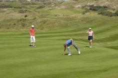 One of my favorite places: de Noordwijkse Golfclub. Mooiste baan van Nederland!