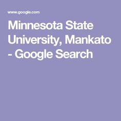 Minnesota State University, Mankato - Google Search