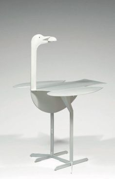 Flamingo table.