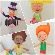 Kit Bita Brinquedos  #mundobita  #bita #festamundobita  #decoracaoinfantil  #decoracaomundobita