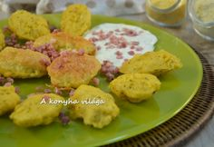 Kukoricadödölle Quiche Muffins, Arancini, Potato Salad, Vitamins, Paleo, Potatoes, Chicken, Dinner, Vegetables