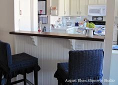 August Blues Breakfast Bar After