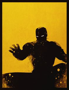 Iron Man minimalist poster. Click to view the rest of the set. #Marvel #Avengers