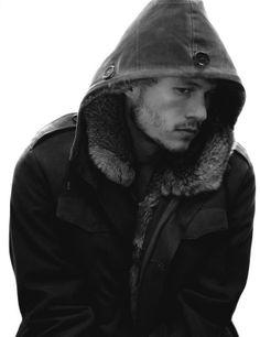 Heath Ledger by Anthony Mandler