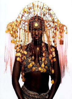 The ORIGINAL Avant-Garde fashion queen.