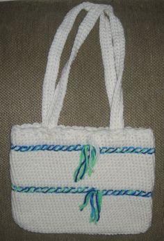 New+design+crochet | New Boutique Design Crocheted Hand Bag