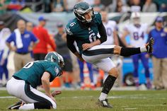 Eagles kicker Caleb Sturgis signs one-year contract extension