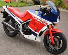 1985 Honda VF500F2