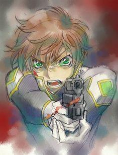 Code Geass - Suzaku