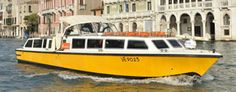 Alilaguna lines in Venice timetables