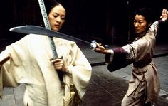 M.A.A.C. – MAAC Fight Of The Day: MICHELLE YEOH vs ZHANG ZIYI From CROUCHING TIGER, HIDDEN DRAGON