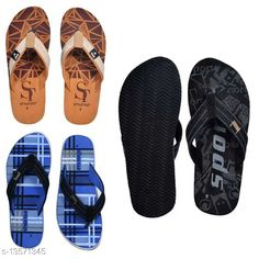Flip Flops Style Tag Combo of 3 Mens's Casual Slipper Material: Synthetic Multipack: 3 Sizes:  IND-7, IND-6, IND-10, IND-9, IND-8 Country of Origin: India Sizes Available: IND-6, IND-7, IND-8, IND-9, IND-10, IND-11   Catalog Rating: ★4.1 (1485)  Catalog Name: Modern Fabulous Men Flip Flops CatalogID_2668342 C67-SC1239 Code: 493-13571345-468