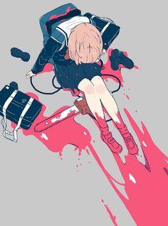 (33) Твиттер Anime Kunst, Anime Art, Pretty Art, Cute Art, Storyboard, Desu Desu, Fanart, Kawaii, Cthulhu