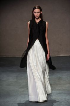 Peachoo Krejberg at Paris Fashion Week Spring 2014 - Runway Photos