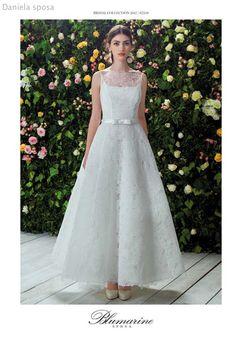 Blumarine bridal 2017 - www.danielasposa.it #sposa #wedding #abitodasposa