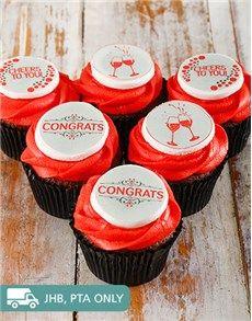 Cakes and Cupcakes - Cupcakes: Congratulations Cupcakes!