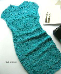 EvA Crochet. Платья и одежда ручной работы