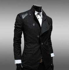 This is amazing!! |2014 Futuristic Side Button Blazer | Deal Man