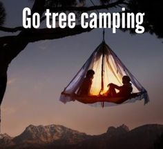 Go tree camping
